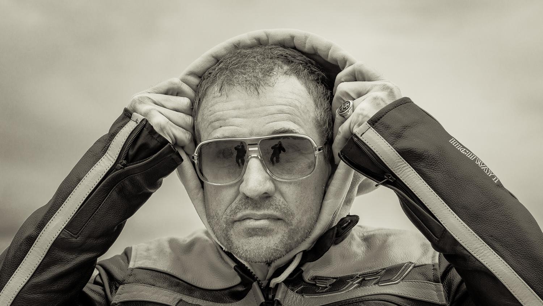 Jürgen Fiedler, Reiseunternehmer, fotografiert in Alcudia, Mallorca von Markus Schüller.