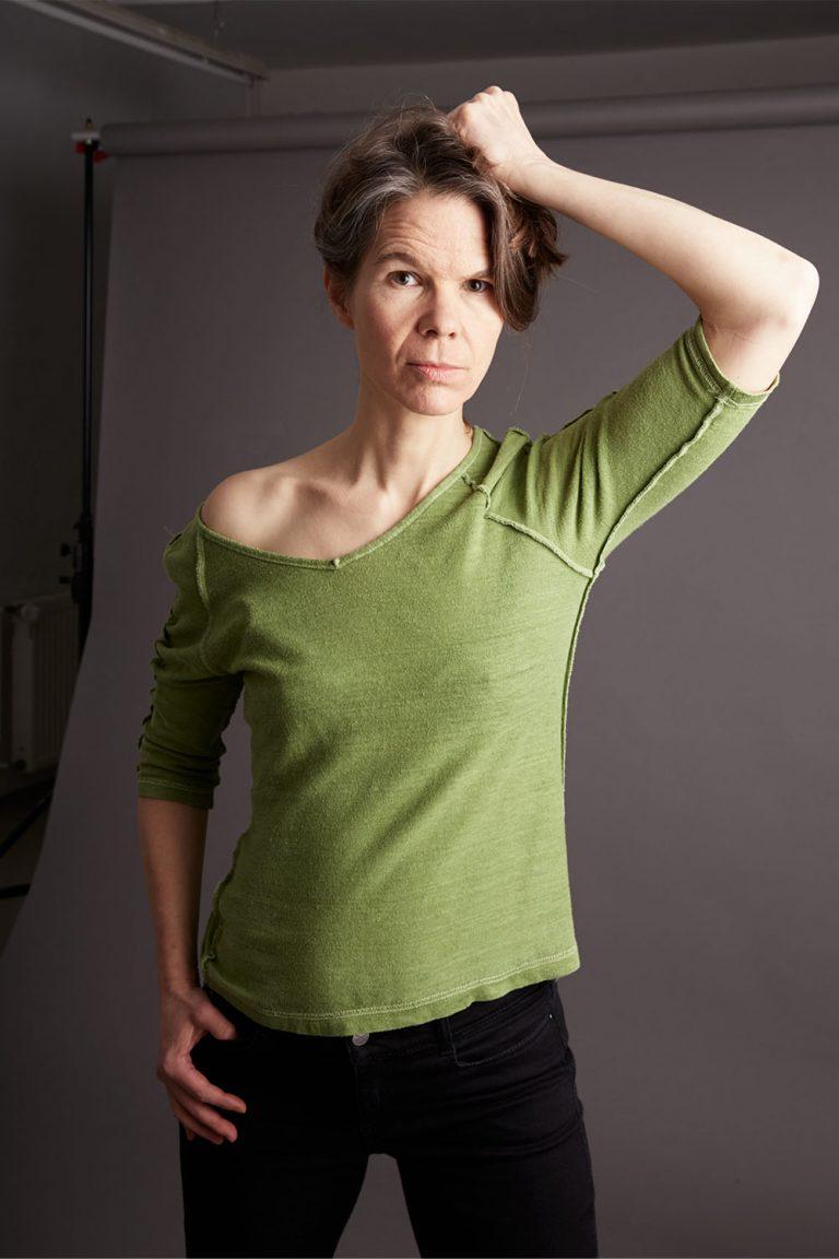 Sedcard Anja Becker Schauspielerin