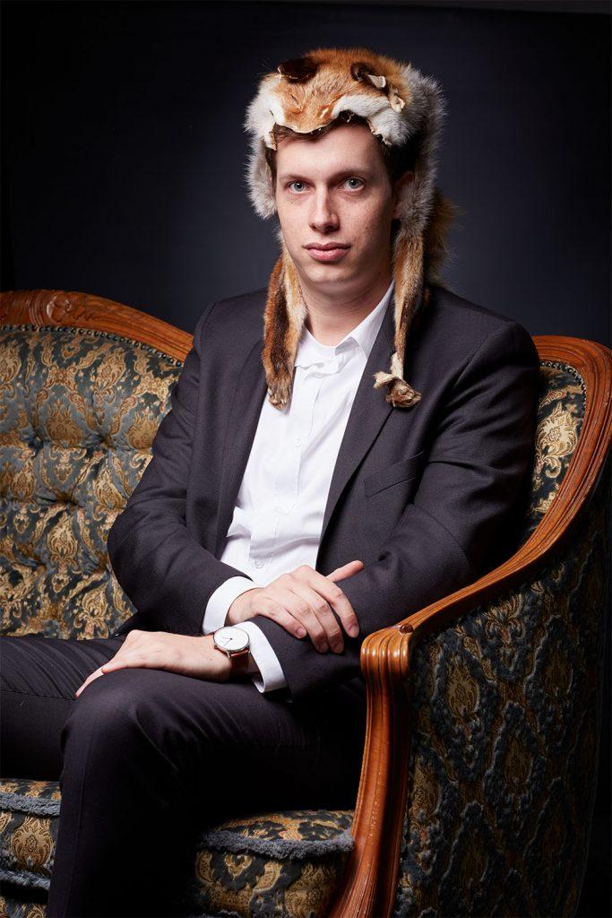 Michael Gille fotografiert von Markus Schüller
